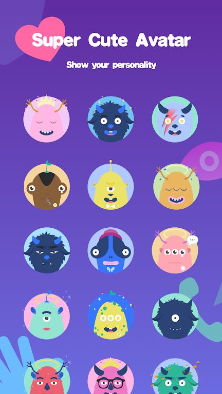 Litmatch—Make new friends poster 5