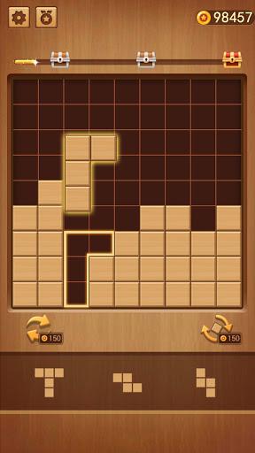 BlockPuz: Jigsaw Puzzles &Wood Block Puzzle Game 1.301 screenshots 6