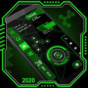 Strip Hi-tech Launcher 2020 App lock, Hitech theme