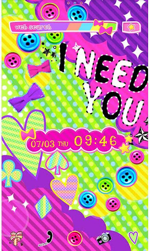 Cute Theme-Deco Pop- For PC Windows (7, 8, 10, 10X) & Mac Computer Image Number- 5