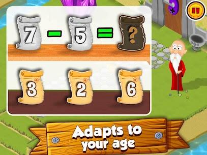 Free MathLand  Math games for kids 3