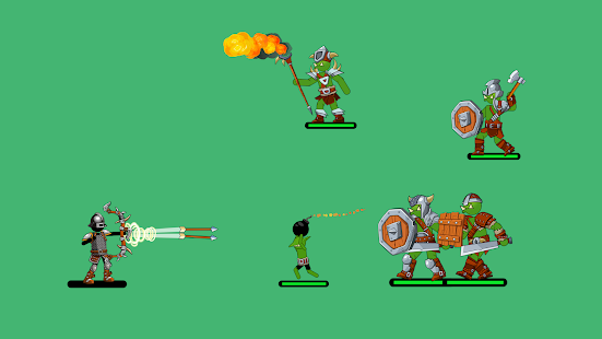 The Archers 2: Stickman Games for 2 Players or 1 screenshots 14