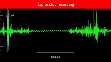 Spike Recorder screenshot thumbnail