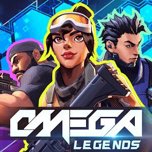 Omega Legends 1.0.76 by IGG.COM logo