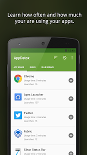 AppDetox - App Blocker for Digital Detox Screenshot