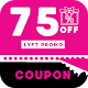 Coupons For Lyft - Get Free Rides & Discount 75% para PC Windows