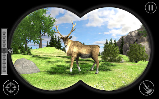 Real Jungle Animals Hunting - Free shooting game android2mod screenshots 1