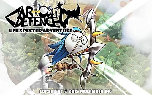 Cartoon Defense 5 1.2.8 screenshots 8