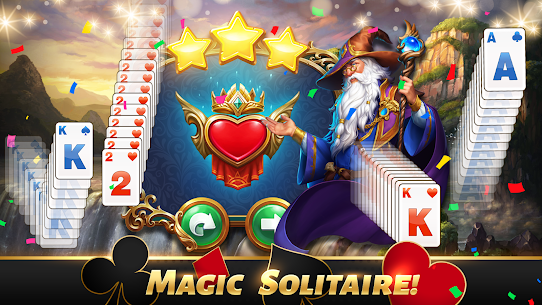 Emerland Solitaire 2 Card Game 3