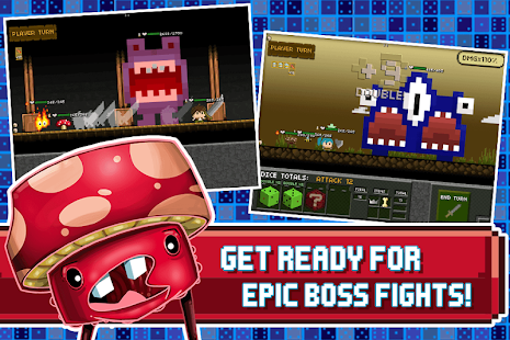 Tiny Dice Dungeon 1.23.1 APK + Mod (Unlimited money) for Android