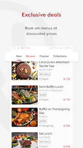 DiningCity  Restaurant Guide For Pc – [windows 7/8/10 & Mac] – Free Download In 2020 2