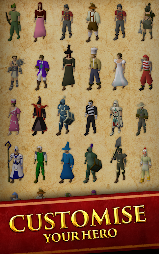 Old School RuneScape 195.1 screenshots 19