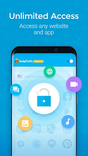 Hola VPN Proxy Plus  Screenshots 2