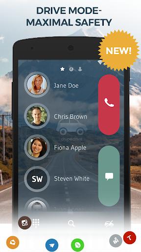 Contacts, Phone Dialer & Caller ID: drupe 3.4.7 Screenshots 4