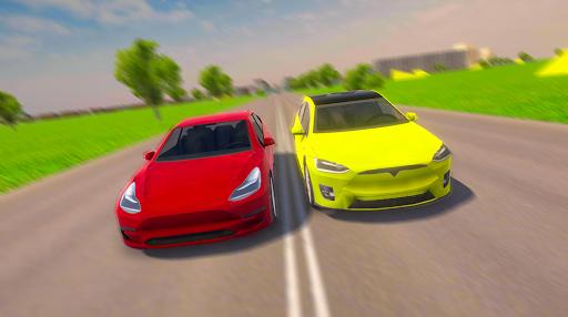 Electric Car Driving Sim Original  screenshots 1
