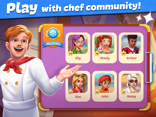 Food Voyage: New Free Cooking Games Madness 2021  Pc-softi 13