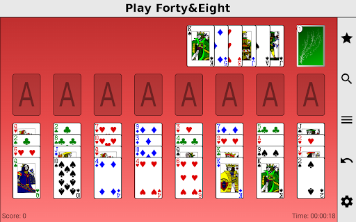 Solitaire Collection - Bunch of 16 Solitaire Games 1.4 Screenshots 7