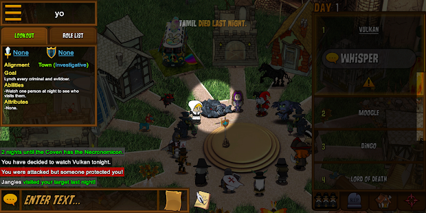 Town of Salem - The Coven Screenshot