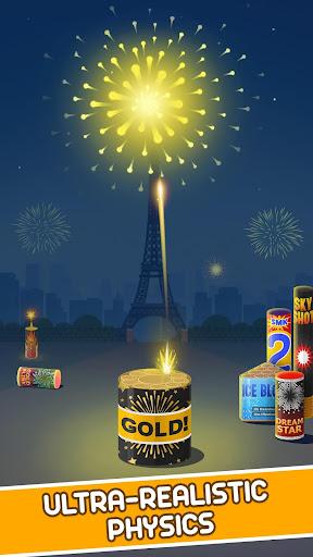 Diwali Firecrackers Simulator- Diwali Games  screenshots 4