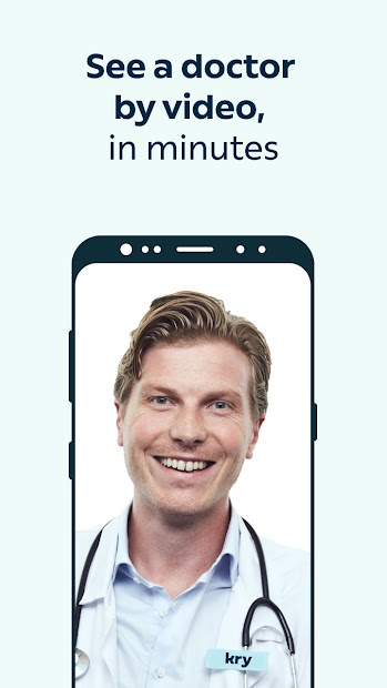 Livi – See a Doctor by Video Android App Screenshot