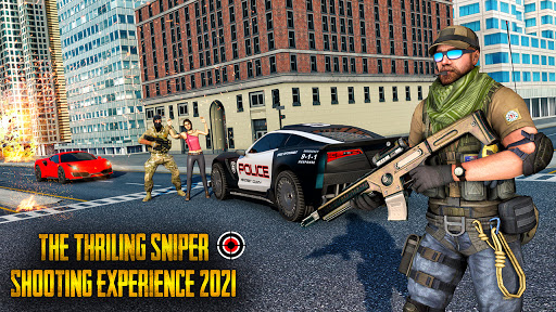 Sniper 3D Shooting Strike Mission: New Sniper Game 1.24 screenshots 11