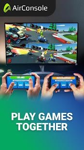 AirConsole-マルチプレイヤーゲームコンソール