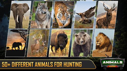 Hunting Games 2021 : Deer Hunting Games Offline  screenshots 1