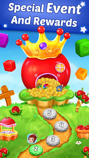 Fruit Cube Blast modavailable screenshots 4