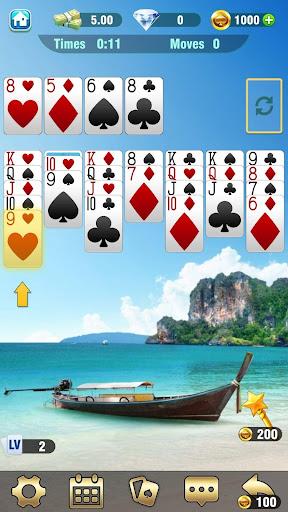 Solitaire Lucky screenshot 6