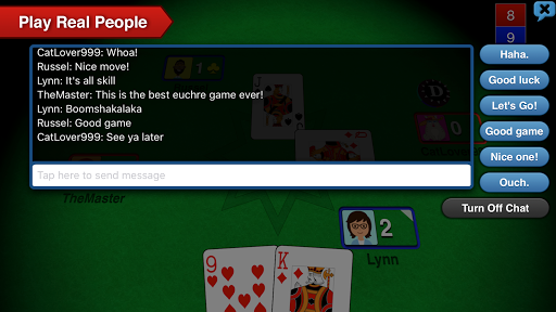 Euchre 3D 5.15 screenshots 5