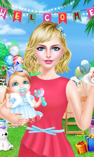 Baby Shower Day - Party Salon 1.3 Screenshots 2
