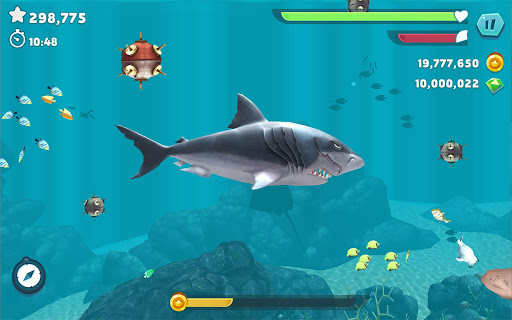 Hungry Shark Evolution - Offline survival game  screenshots 16