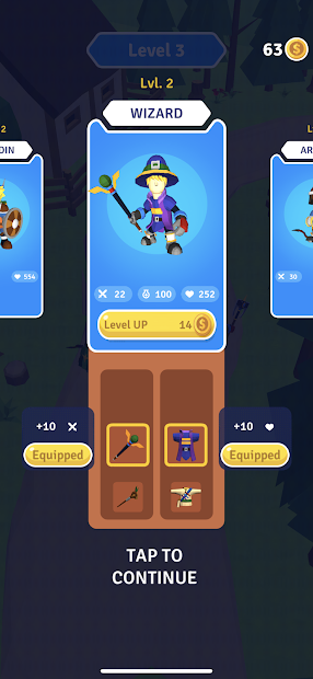 Three Buddies Party screenshot 2