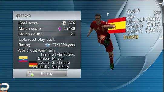 Faça o download do Mod Apk da Liga Mundial de Futebol Última Versão – {Atualizado Em 2021} 4