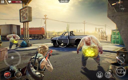 Left to Survive: Dead Zombie Survival PvP Shooter screenshots 10