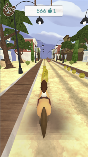Spirit Ride Surfers 2.2 screenshots 1