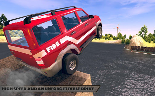 Offroad Car Crash Simulator: Beam Drive 1.1 Screenshots 6