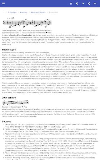 Theory of music modavailable screenshots 8