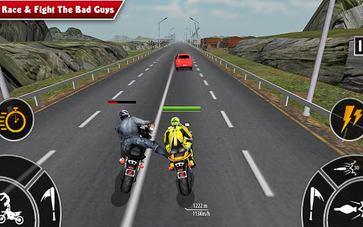 Moto Bike Attack Race 3d games 1.4.5 Screenshots 6