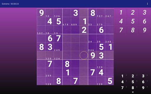 Sudoku (Oh no! Another one!) screenshots 12