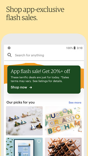 Etsy: Buy Custom, Handmade, and Unique Goods apktram screenshots 5