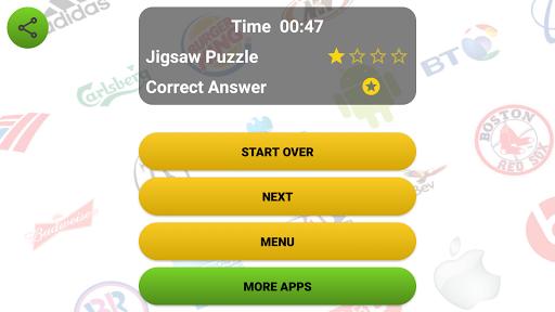 Puzzle Games - Logo Quiz Games Free  screenshots 6