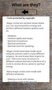 Magic Circles