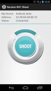 WiFi Shoot! WiFi Direct Screenshot