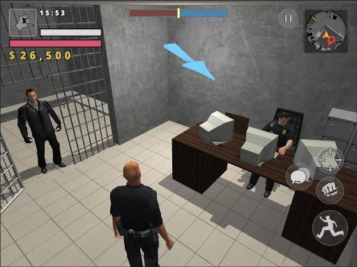 Police Cop Simulator. Gang War  Screenshots 21