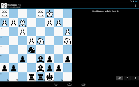 Chess tactics puzzles | IdeaTactics 8