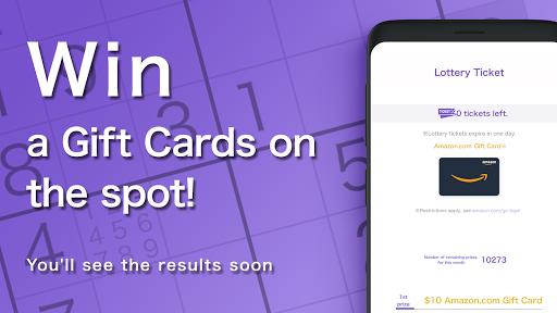 Sudoku u2010Puzzle&Prizeu3000Win a Gift Cards on the spot!  screenshots 3