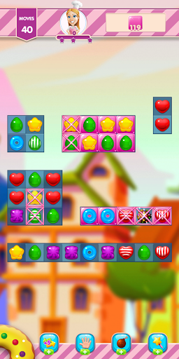 Sweet Jelly Crush Match 3 screenshot 6