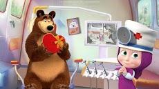 マーシャとくま: 歯科手術と歯医者ゲーム無料のおすすめ画像2
