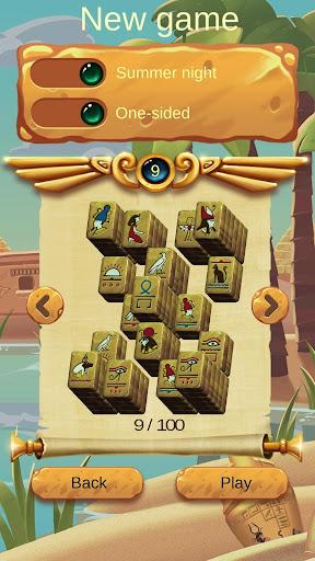 Doubleside Mahjong Cleopatra 2.9 screenshots 2